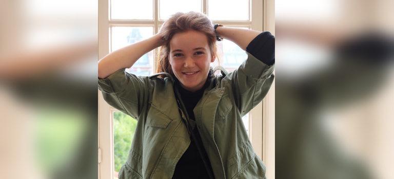 Even praten met… Claire Veldkamp