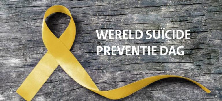 """Wereld Suïcide Preventie Dag: """"Maar echt, hoe gaat het met je?"""""""